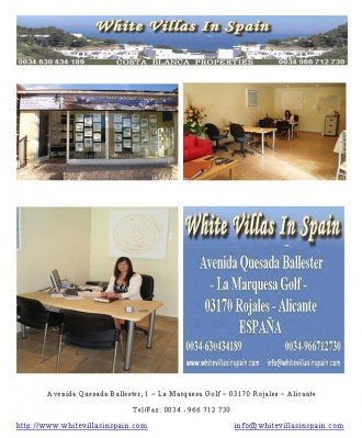 Datos White Villas